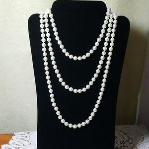 Vintage string of pearls